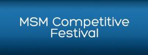 MSM Competitive Festival 2018 @ Studio A | Oakville | Ontario | Canada
